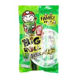 Tkn Big Roll Grilled Seaweed Value Pack