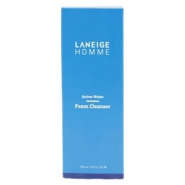 Laneige Homme Active Water Face Cleanser