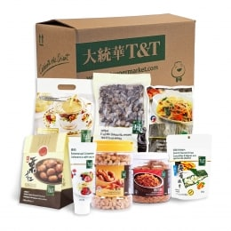 T&T Dry Food Combo(Only $47.99 for 8 great items! Over $57 when bought separately.)