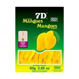 7D Dried Mangoe Slice
