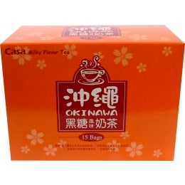 Casa Okinawa Brown Sugar Milk Flv Tea