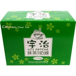 Casa Uji Matcha Milk Flv Tea