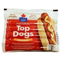 MAPLE LEAF ORIGINAL TOP DOGS