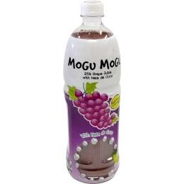 Mogu Grape Nata De Coco Juice