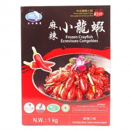 North Shore Fishery Hot&Spicy Cooked Crayfish