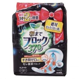花王蕾妮亚超吸收卫生巾37CM