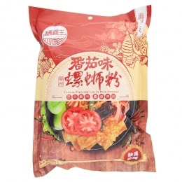 Luobawang Tomato Rice Noodles 306g