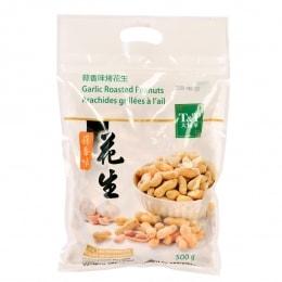 T&T Garlic  Roasted Peanuts 500g