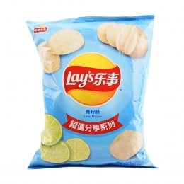 Lays Lime Chips