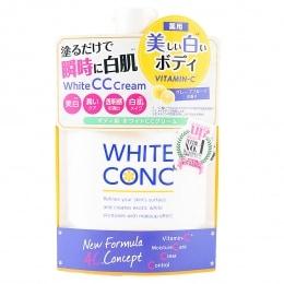 WHITE CONC身体美白霜