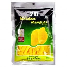7D DRIED MANGO SLICE