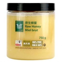 T&T Raw Honey 750g