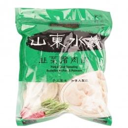 天天韭菜猪肉饺