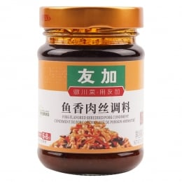 YOUJIA FISH-FLAVORED PORK CONDIMENT