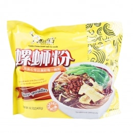 Hao Huan Luo Spicy Rice Noodle 400G