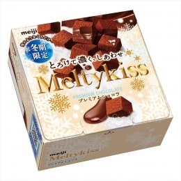 明治雪吻限定皇家黑巧克力