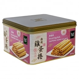 T&T BISCUIT EGG ROLLS