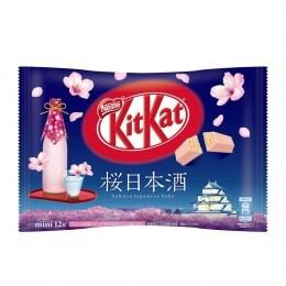 Nestle Sakura Sake Chocolate Kitkat