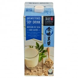 SUPERIOR UNSWEETENED SOYA