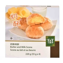 T&T Butter And Milk Scone