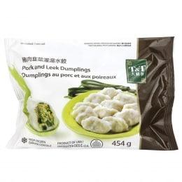 T&T Pork Leek Dumpling