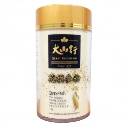 GREAT MOUNTAIN GINSENG ROOT POW
