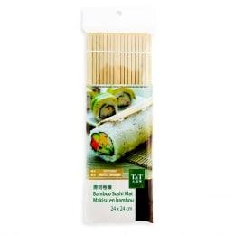 T&T Bamboo Sushi Mat
