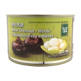 T&T WHOLE WATER CHESTNUT