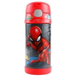 THERMOS SPIDERMAN WATER BOTTLE