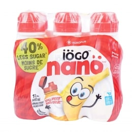 IOGO NANO DRINKABLE- BANANA