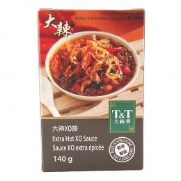 T&T Extra Hot Xo Sauce