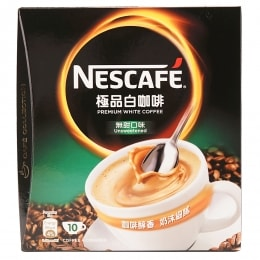 Nestle Premium Unsweetened White Coffee