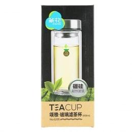 玻璃滤茶杯 400ML