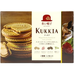 KUKKIA ASSORTED COOKIES(12PC)