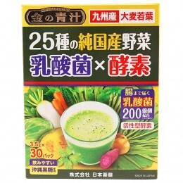 Nihon-Yakken Lactobacillus & Enzyme Powder