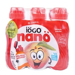 Iogo Peach Nano Drinkable