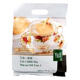 T&T 3 In 1 Milk Tea