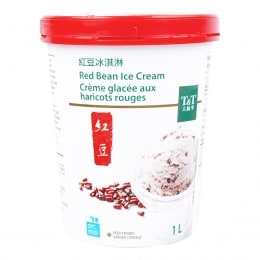 T&T Red Bean Ice Cream