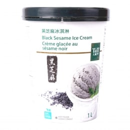 T&T BLACK SESAME ICE CREAM