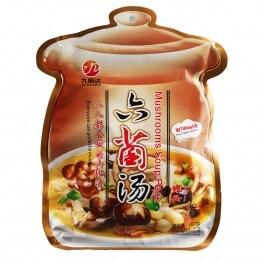 Jiu Shun Da Mushroom Soup Pack 207g