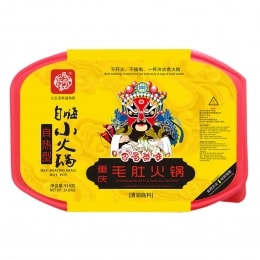 Hackers Chongqing Style Self-Heating Hot Pot 415g