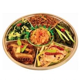T&T Kitchen Cold Appetizer Party Platter 6 items 1000g