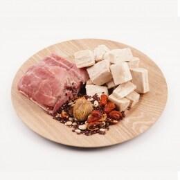 Arrow Root Pork Bone Bean Soup