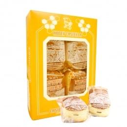 日式蜂蜜蛋糕8入