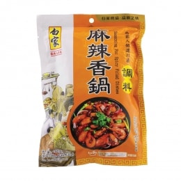 Baijia Spicy Fried Dishes Seasoning  180g