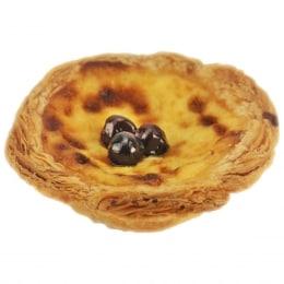 Portuguese Tart W/Pearl-1Pc
