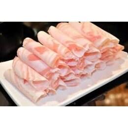 火锅猪五花肉卷(无皮)