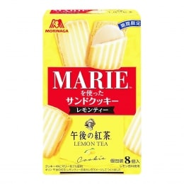 Morinaga Marie Lemon Tea Cookie 92.8g