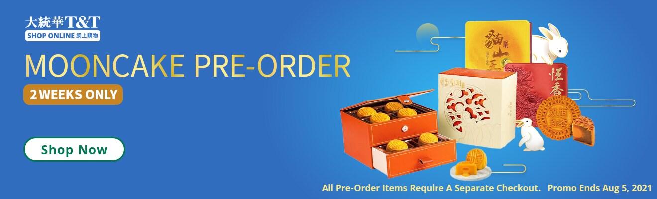 Mooncake Pre-order